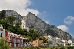Italy, island Capri Royalty Free Stock Images