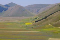 italy krajobraz Fotografia Stock