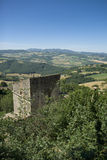 italy krajobrazowy Umbria Obraz Royalty Free