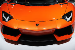 Italy Lamborghini Aventador LP 700-4 Stock Photography
