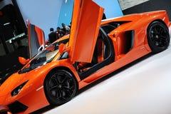 Italy Lamborghini Aventador LP 700-4 Stock Photos