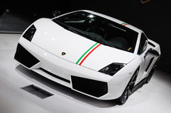 Italy Lamborghini Gallardo LP 550-2 Tricolore Stock Photo