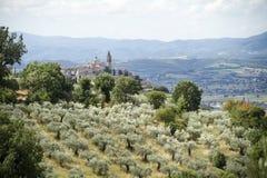Italy landscape Royalty Free Stock Photos
