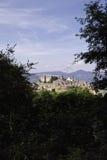 ITALY, Lazio, Bracciano, Imagem de Stock Royalty Free