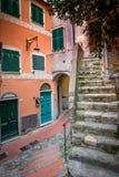 Italy, Liguria, Riviera di Levante, Tellaro Stock Image