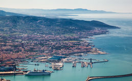 Italy. Livorno Stock Photography