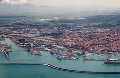 Italy. Livorno Royalty Free Stock Photography