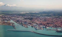 Italy. Livorno Stock Image
