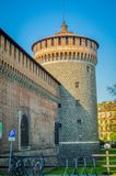 Italy, Lombardy, Milano old city center Royalty Free Stock Images