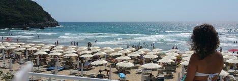 Gaeta sea stock photography