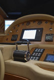 Italy, luxury yacht Rizzardi Technema 65' Stock Photos