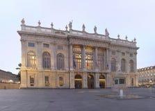 italy madama palazzo Turin Obrazy Royalty Free