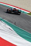 Italy - 29 March, 2019: KTM X-BOW of Reiter Engineering Germany Team. Driven by Jan Krabec/Adam Galas/Sehdi Sarmini in action during 12h Hankook Race at Mugello royalty free stock images