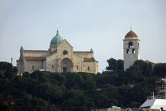 Italy,Marche, Ancona. Stock Images