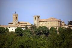 Italy,Marche, Cingoli, Stock Photos