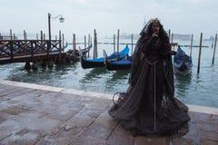 italy maskowy Venice Obrazy Royalty Free