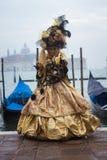 italy maskowy Venice Zdjęcie Royalty Free