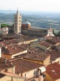 Italy-massa marittima Stock Image