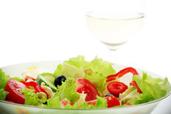 Italy meal Royalty Free Stock Images