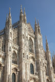 Italy - Milão imagem de stock royalty free