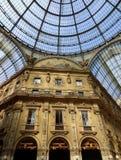 Italy - Milano - Gallery Vittorio Emmanuele II Royalty Free Stock Photography