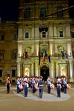 Italy military band Stock Image