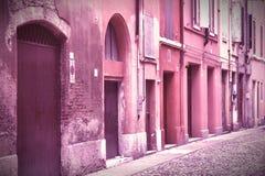 Italy - Modena imagem de stock