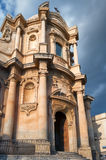 italy noto Sicily zdjęcie royalty free