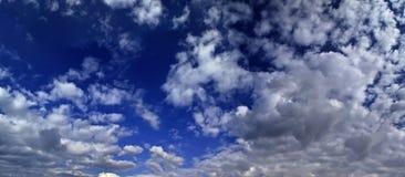 Italy, nuvens Fotos de Stock