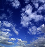 Italy, nuvens Imagens de Stock