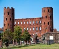 italy palatina porta Turin Obrazy Stock