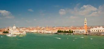 italy panorama Venice zdjęcie stock