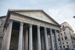 italy panteon Rome Zdjęcia Royalty Free