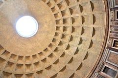 italy pantheon rome Royaltyfri Foto