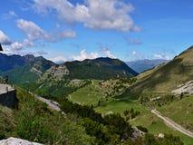 Italy-Passo Di Tremalzo Stock Afbeelding