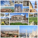 Italy photos Stock Photography