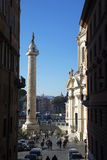 italy piazza Rome venezia Zdjęcia Stock