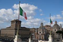 italy piazzarome venezia royaltyfri foto