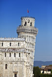 Italy. Pisa. The Leaning Tower of Pisa Royalty Free Stock Photography
