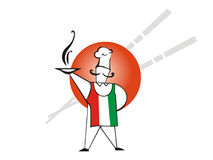 italy pizza Zdjęcie Stock