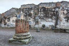 italy Pompei Obrazy Royalty Free