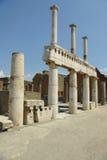 italy pompeii arkivbild