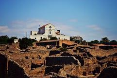 Italy Pompeii Royalty Free Stock Images