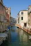 Italy. Ponte Venetian Imagem de Stock Royalty Free
