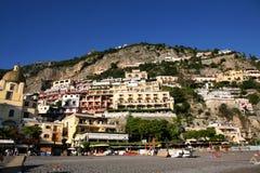 Italy: Positano Royalty Free Stock Image