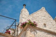 Italy Puglia Locorotondo Royalty Free Stock Photos