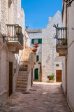 Italy Puglia Locorotondo Royalty Free Stock Photos