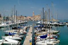 Italy, Puglia, Trani, Stock Photo