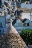 Italy Puglia Trulli Alberobello Royalty Free Stock Image