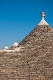 Italy Puglia Trulli Alberobello Royalty Free Stock Photo